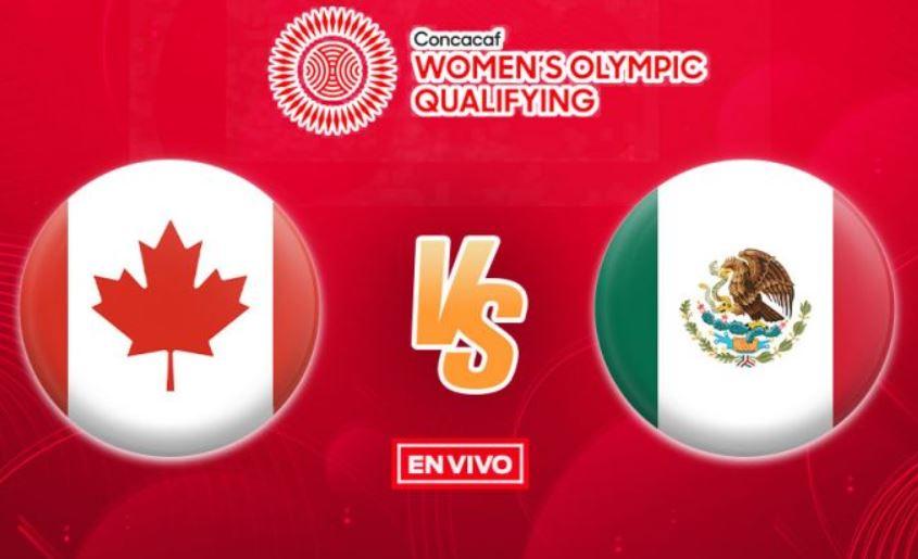 Donde ver el juego Canadá vs México en vivo hoy Preolimpico 2020