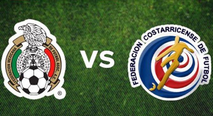 Donde y cómo ver el juego México vs Costa Rica en vivo hoy