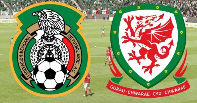 Donde y cómo ver el juego México vs Gales en vivo hoy