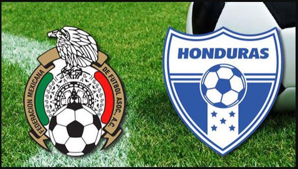 Donde y cómo ver el juego México vs Honduras en vivo hoy
