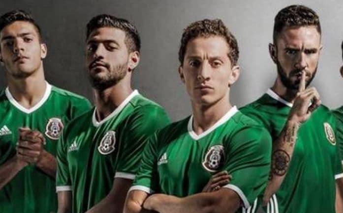 Resultados de la selección de fútbol de México