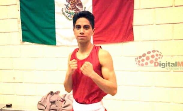 Selección de Boxeo de México en el Preolimpico Tokio 2020