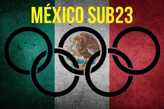 La selección de México Sub23 en Juegos Olímpicos de Tokio 2020