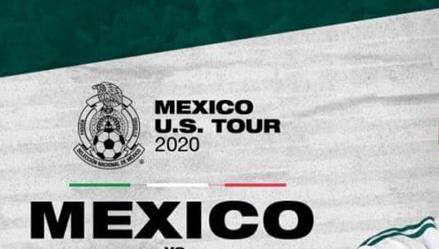 Donde y cómo ver el juego México vs República Checa en vivo hoy